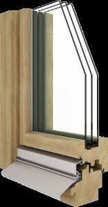 Wooden window IV 78