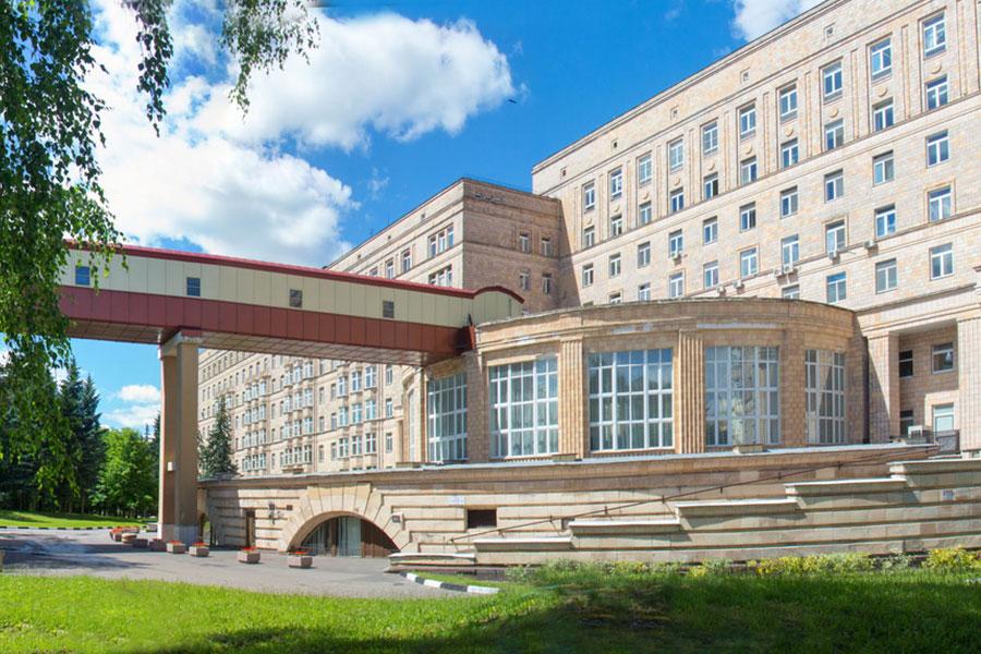 Hospital Corpus I – Moscow – Russia