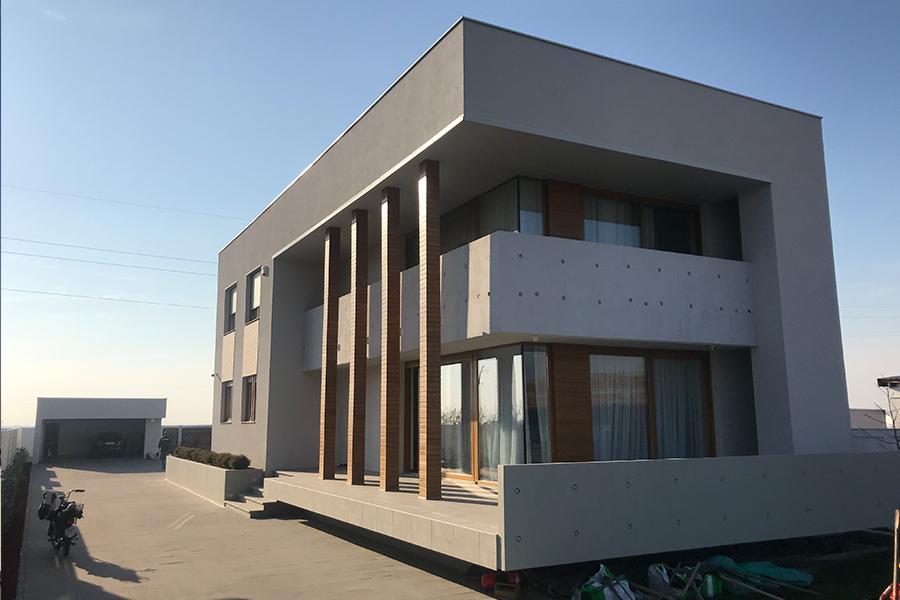 Family House – Indjija – Serbia