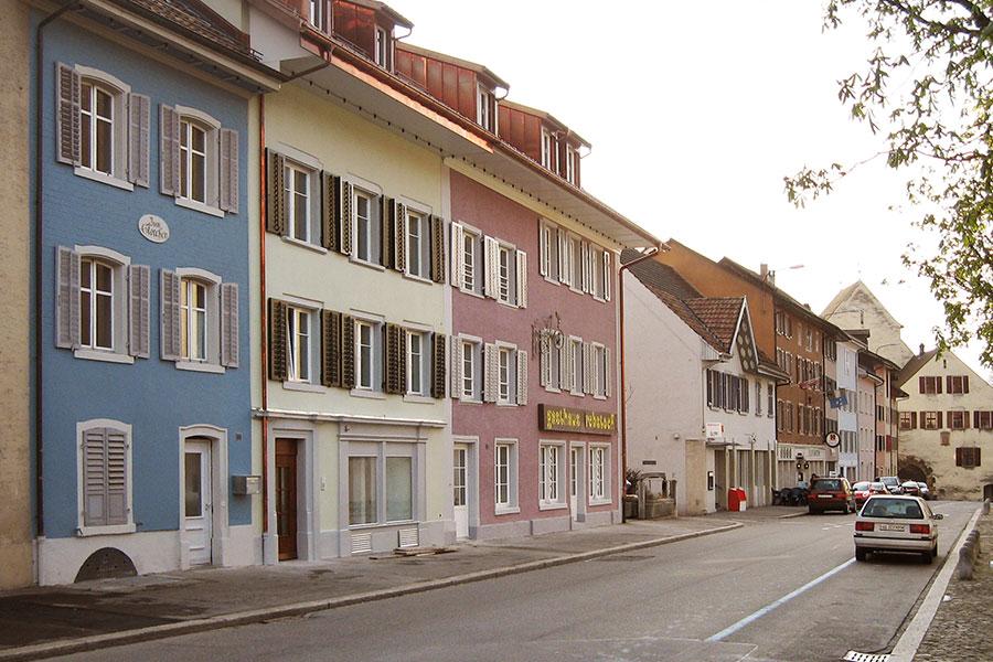 Family House – Klingnau – Switzerland