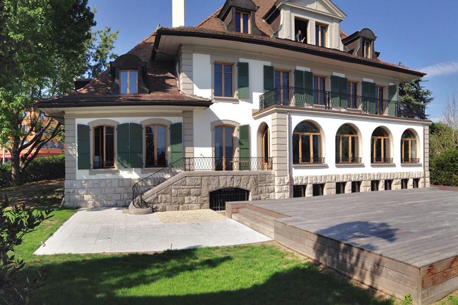 Villa Lozana – Lozana – Switzerland