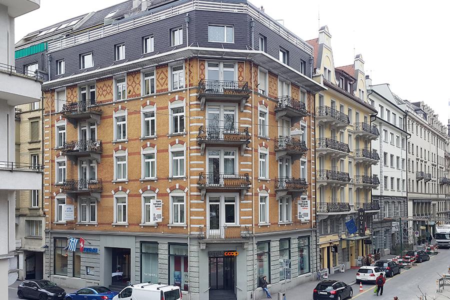 Luzern Residential Building – Luzern -Switzerland