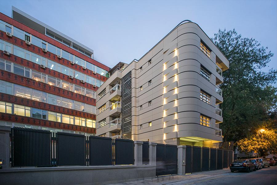 Turkish Embassy – Belgrade – Serbia