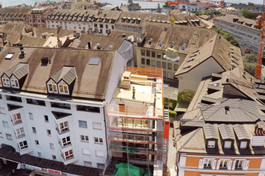 Vevey Residential Building – Vevey – Switzerland